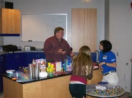 Try doing Science Outreach! Photo: Rueben H Fleet Science Center